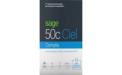 Sage 50cloud Ciel Compta 30 jours d'assistance