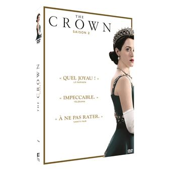 The CrownThe Crown Saison 2 DVD