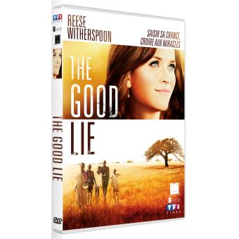 The good lie DVD
