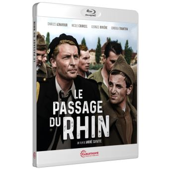 PASSAGE DU RHIN-FR-BLURAY