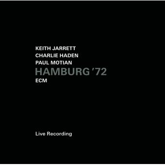 Hamburg '72 - CD
