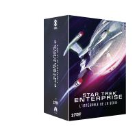 Coffret Star Trek Enterprise L'intégrale DVD