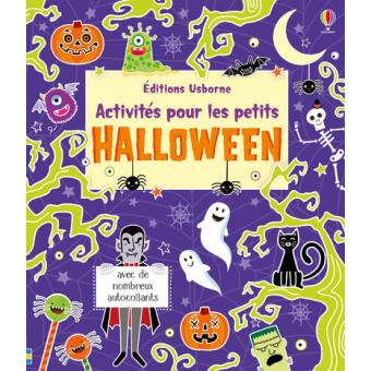 Activités pour Halloween pour les petits