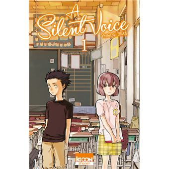 """Résultat de recherche d'images pour """"A silent voice tome 1"""""""