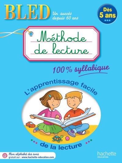 Bled - Méthode de lecture - 9782011622730 - 5,99 €