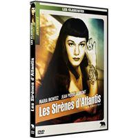 Les Sirènes d'Atlantis DVD