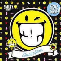 500 stickers Smiley - Émoticônes