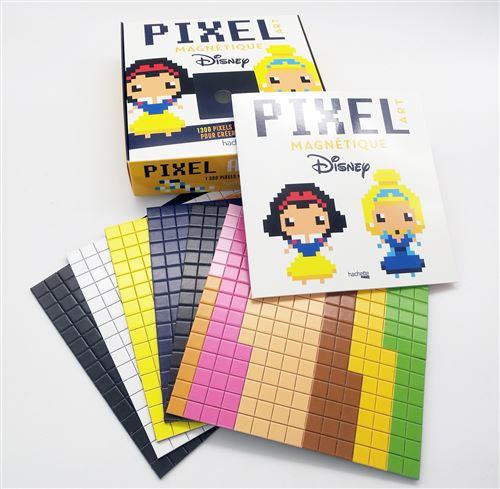 Pixel Art Magnétique Disney