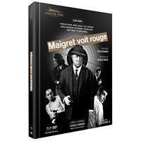 Maigret voit rouge Edition Collector Limitée et Numérotée Combo Blu-ray DVD