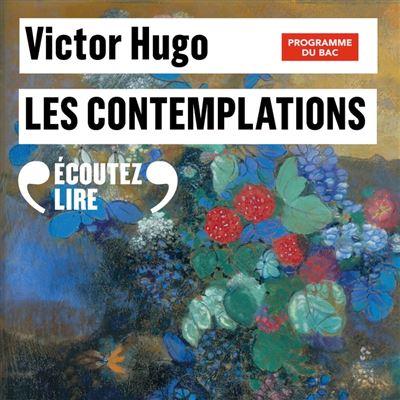 Les Contemplations (Livres I à IV) - BAC 2021 - 9782072883095 - 18,99 €