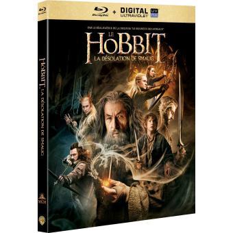 Bilbo le HobbitLe Hobbit : La désolation de Smaug Blu-Ray