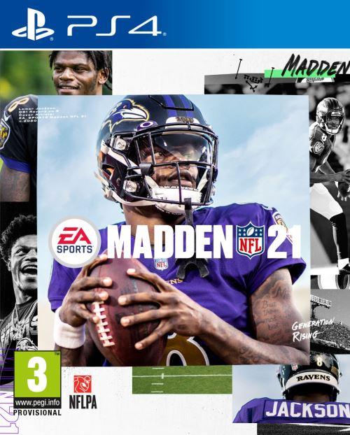 Madden 21 PS4