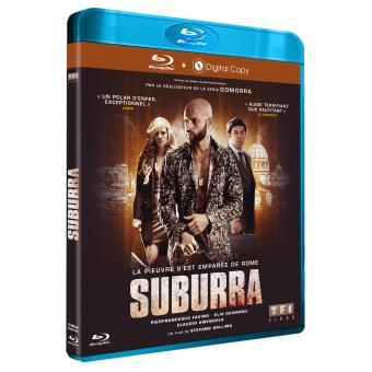 Suburra Blu-ray