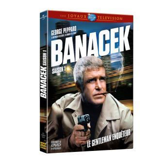 BanacekBANACEK 1-LE GENTLEMAN ENQUETEUR-5 DVD-FR
