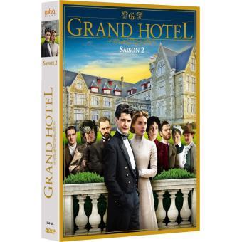 Grand HotelCoffret intégral de la Saison 2 DVD