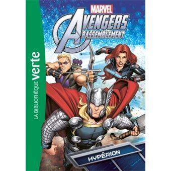 AvengersAvengers 08 - Hypérion