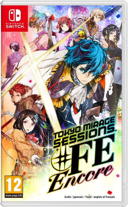 Tokyo Mirage Sessions #FE Encore Nintendo Switch