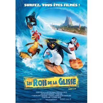 Les Rois de la glisseCoffret Les Rois de la glisse L'intégrale DVD