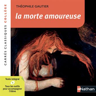La Morte Amoureuse Gautier Tome 67 Broch 233 Th 233 Ophile