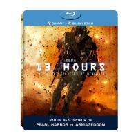 13 Hours Steelbook Blu-ray