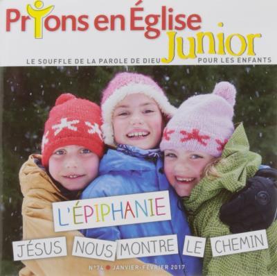Prions Junior - janvier 2017