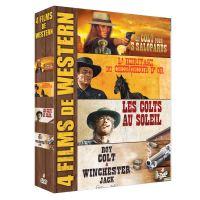 Coffret Western 4 Films DVD
