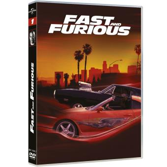 Fast and FuriousFast and Furious 1 DVD
