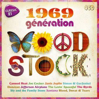 Classic 21 1969 The Woodstock Generation