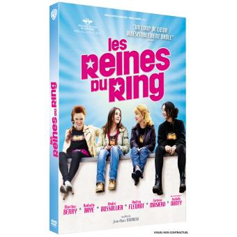 Les reines du ring DVD