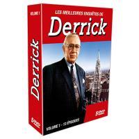Derrick - Coffret - Volume 1 - Les meilleures enquêtes