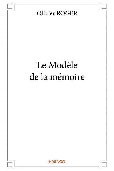 Le modèle de la mémoire
