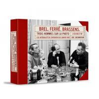 Trois Hommes Sur La Photo Coffret Edition Deluxe Inclus DVD