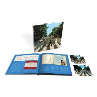 Abbey Road 3 CD + 1 Blu-Ray Edition Super Deluxe Limitée