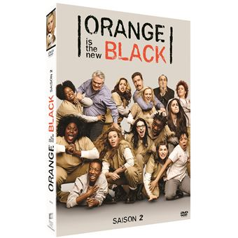Orange is the New BlackOrange Is the New Black Saison 2 DVD