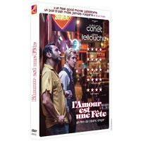 L'amour est une fête DVD