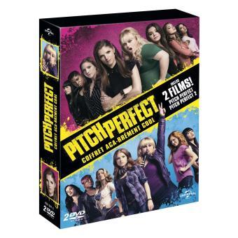 Coffret Pitch Perfect 2 films DVD