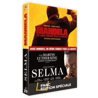 Coffret Selma - Mandela - DVD