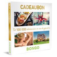 Bongo Cadeaubon 49,90