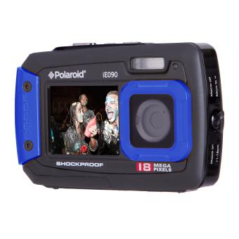 Compacte polaroid iE090 Blauw