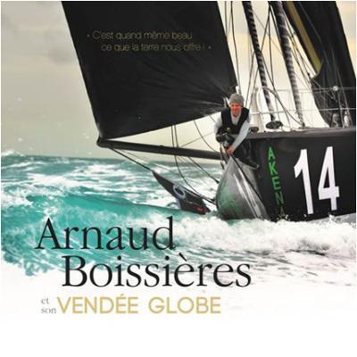 Arnaud Boissières et son Vendée Globe