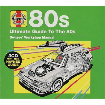 Haynes ultimate guide to 80S/3CD