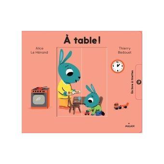 Les Minousses - À table !