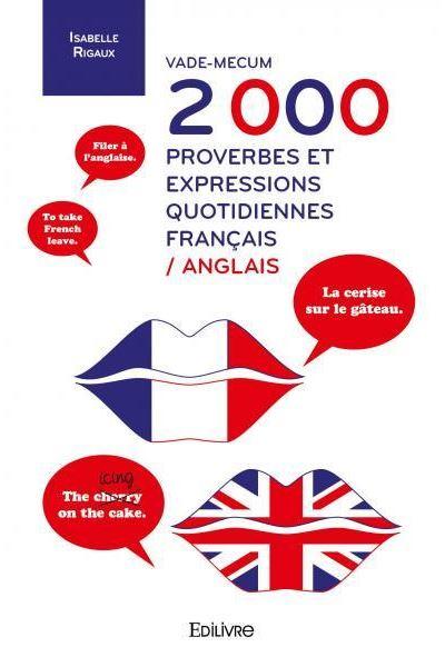 vade-mecum 2 000 proverbes et expressions quotidiennes français
