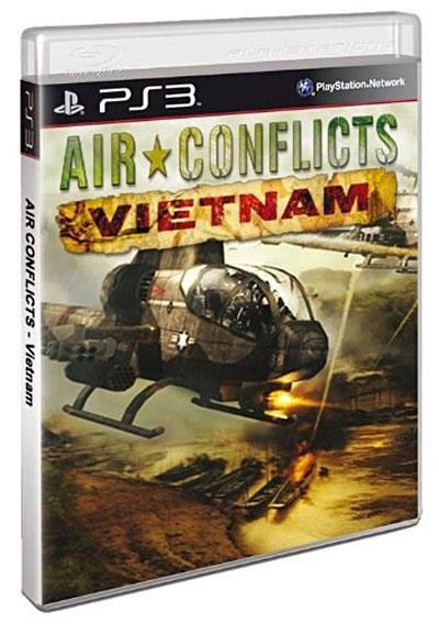 Air Conflicts Vietnam  PS3 - PlayStation 3