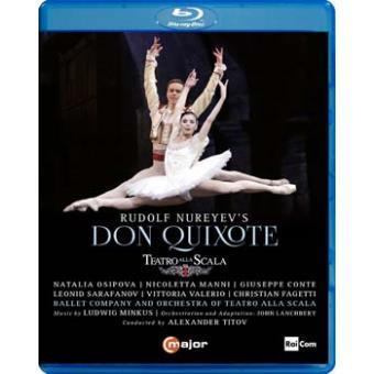 Nureyev's Don Quixote (Scala)