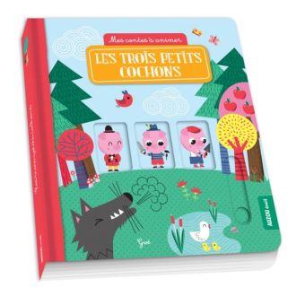 Les trois petits cochons (coll. mes contes a animer)