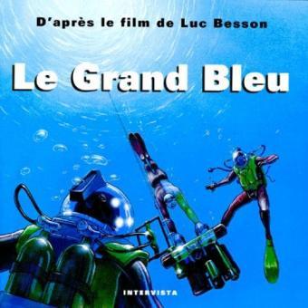 Le grand bleu - Album 8/12 ans