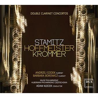 Double concertos pour clarinette