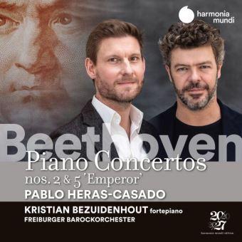 Beethoven: Piano Concertos 1 - CD