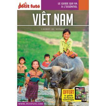 Vietnam 2018 carnet petit fute + offre num